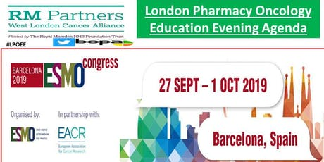London Pharmacy Oncology Education Evening tickets