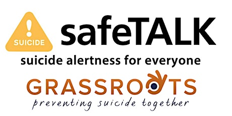 safeTALK: Suicide Alertness For Everyone - postponed tickets