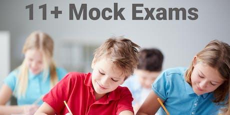 11+ Mock Exams tickets