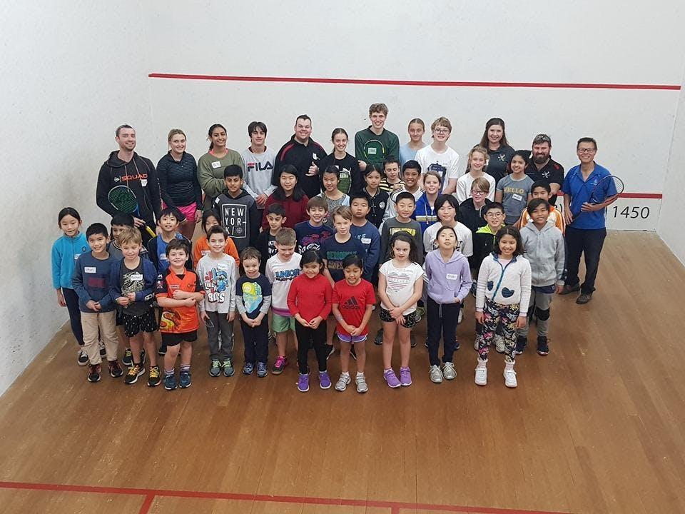 Mirrabooka Junior Squash Program- Term 4 2019