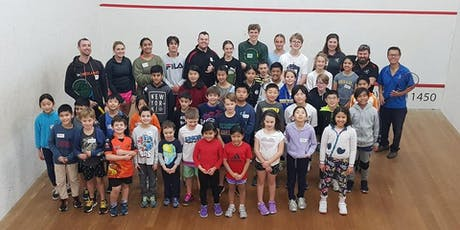 Mirrabooka Junior Squash Program- Term 4 2019 tickets