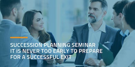 It is never too early to prepare for a successful exit - Cardiff tickets