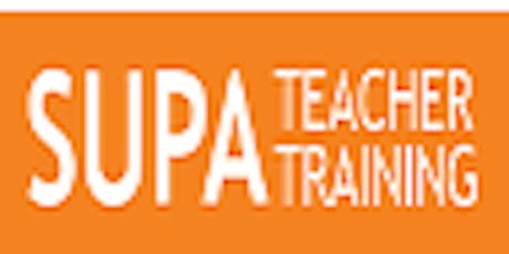 SUPA Southampton Teacher Training Open Evening tickets