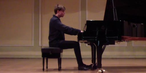 Piano recital by Kārlis GunārsTirzītis and Danilo Mascetti