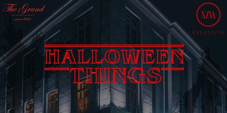 Halloween Things Tickets