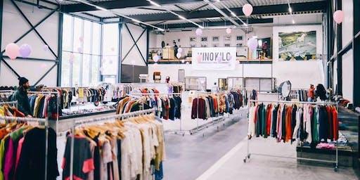 FREE TICKETS: Vintage Kilo Sale • Klagenfurt • VinoKilo
