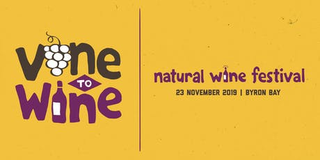 Vine To Wine Festival tickets