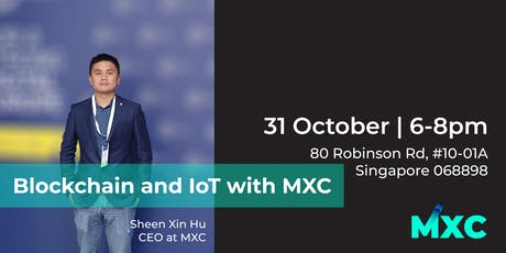Blockchain and IoT with MXC tickets