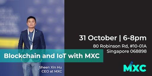 Blockchain and IoT with MXC
