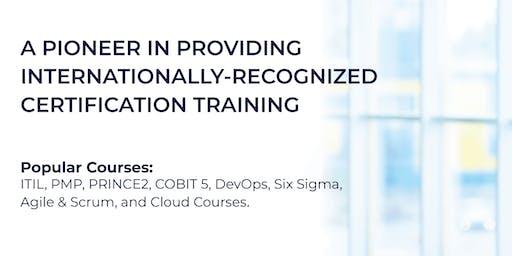 PRINCE 2 Certification in Dallas, USA