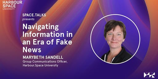 Navigating Information in an Era of Fake News with Marybeth Sandell