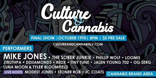 Culture & Cannabis Las Vegas 2019 Season Closer