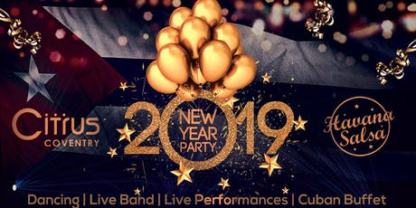 Havana Salsa New Years Eve Special 19/20 Dance Event tickets