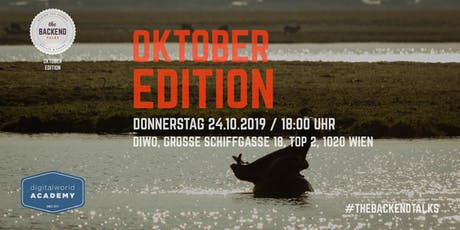 The BACKEND Talks | Oktober 2019 tickets