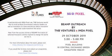 BEAMP Outreach by TNB & IMDA Pixel tickets