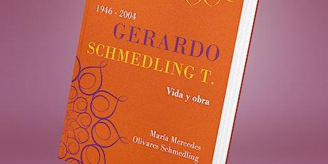 Vida y Obra de Gerardo Schmedling - Conferencia entradas