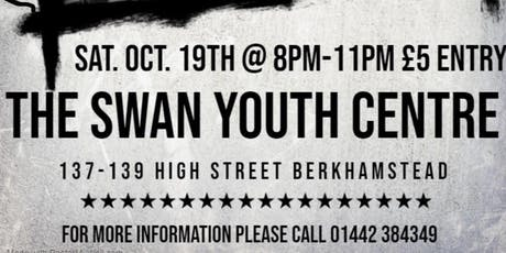 Charity Gig Night @ Swan Youth Project tickets