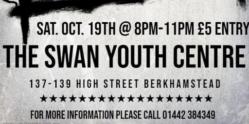 Charity Gig Night @ Swan Youth Project
