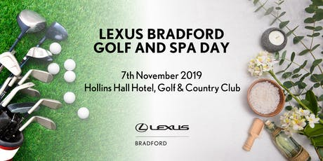 Lexus Bradford Golf & Spa Business Event tickets
