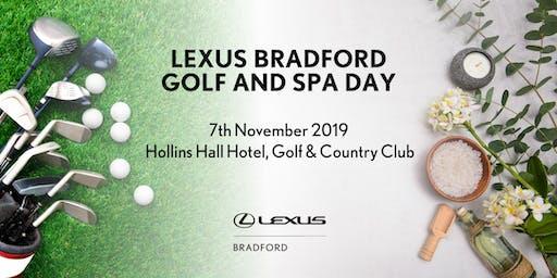 Lexus Bradford Golf & Spa Business Event