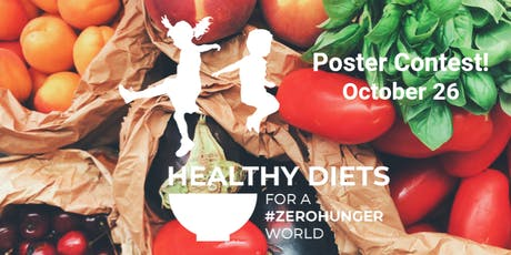 World Food Day Student Poster Contest & Gallery Walk tickets
