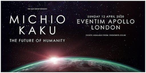 Professor Michio Kaku - 'The Future of Humanity' (Eventim Apollo, London)