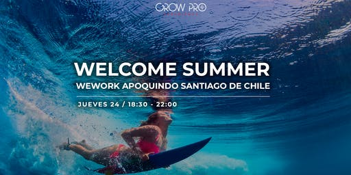 SANTIAGO DE CHILE | Welcome Summer Party