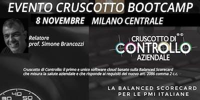 BOOTCAMP CRUSCOTTO DI CONTROLLO, Milano, 8 novembre