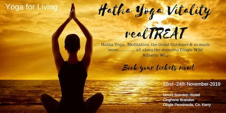 Yoga Vitality realTREAT for mind, body and soul connection tickets