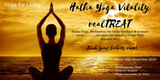 Yoga Vitality realTREAT for mind, body and soul connection