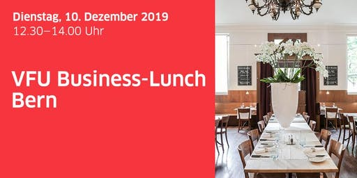 VFU Business-Lunch Bern