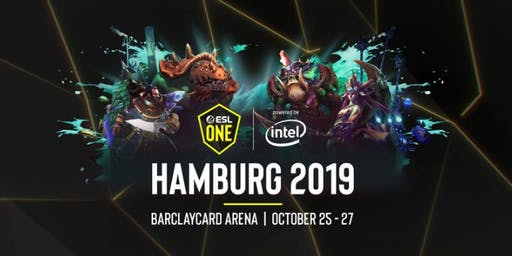 ESL One Hamburg 2019, Duo Ticket Special - 2x Weekend Ticket