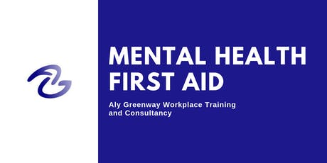 Mental Health First Aid (MHFA England) (2 day) tickets
