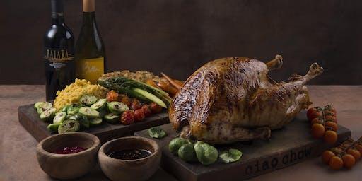 Thanksgiving Turkey Pre-ordering