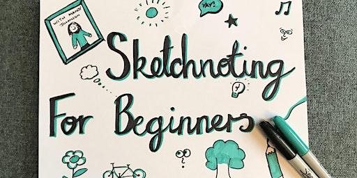 Sketchnoting for beginners: Edinburgh