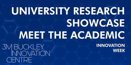 University Research Showcase - Meet the Academics tickets
