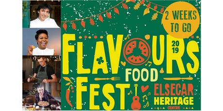 Flavours Food Festival 2019 tickets