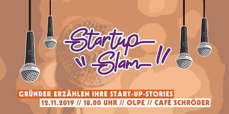 Start-up Slam Vol. 4 Tickets