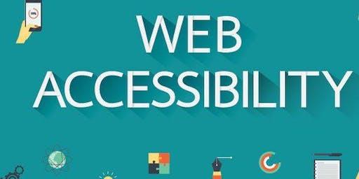Website Accessibility Regulations Workshop