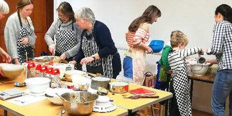 Christmas Cake-making workshop at Adventfest tickets