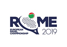 EUROPEAN PADEL CHAMPIONSHIP 2019 logo