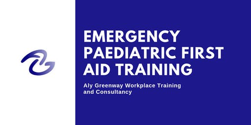 QA Level 3 Paediatric First Aid (RQF) (2 day)