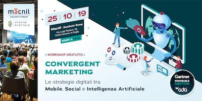 Gravina in Puglia (BA) - Workshop sul Convergent Marketing