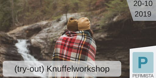 (try out) Knuffelworkshop