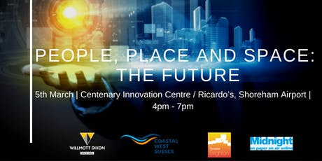People, Place and Space: The Future tickets