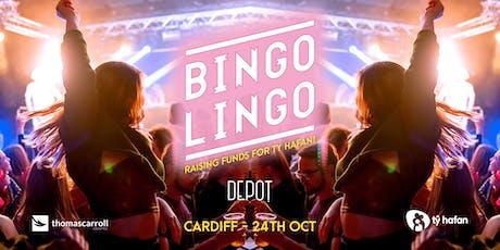 Bingo Lingo Takeover for Ty Hafan #BINGOTAKEOVER #ComeForACwtch tickets