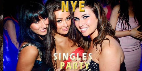 New Years Eve 2020 - NYC'S Biggest NYE Party For Singles tickets