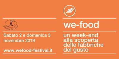 We-Food 2019 @ Jolanda De Colò