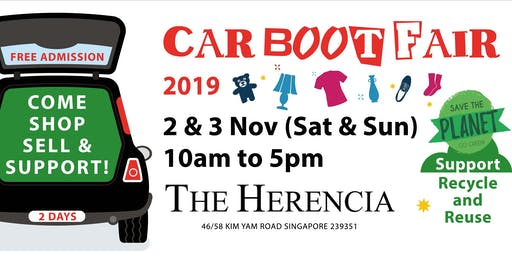 Car Boot Fair 2019