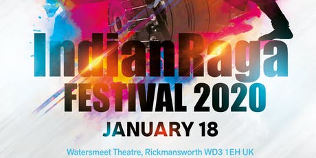 IndianRaga Festival 2020  -Concert & Workshops tickets